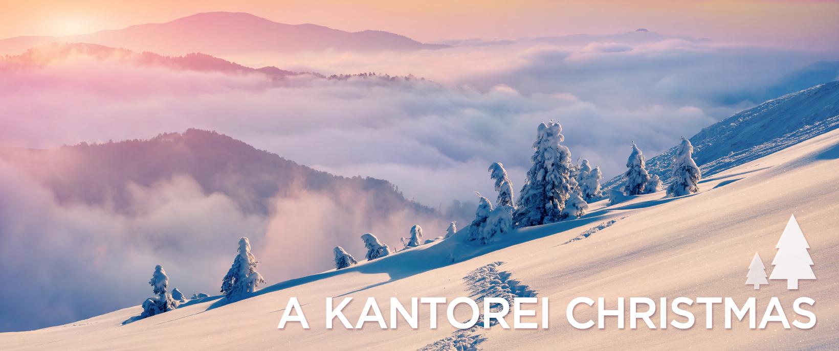 A Kantorei Christmas