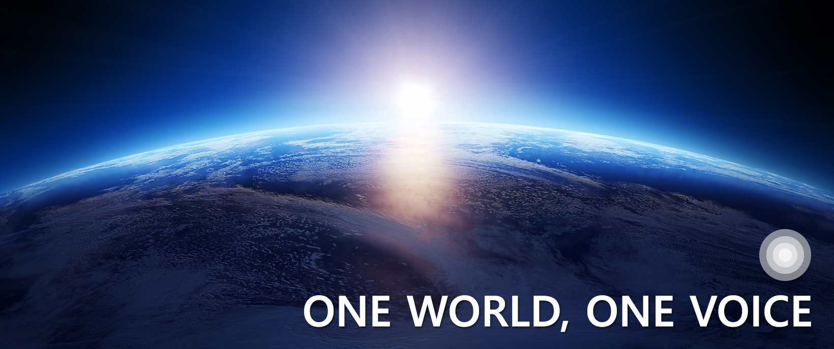 One World one voice