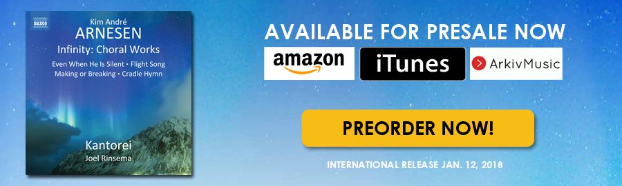 Infinity CD web banner